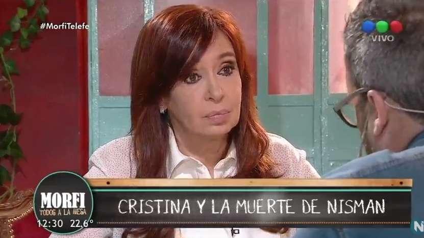 Qué dijo Cristina sobre el pedido de detención de Julio De Vido