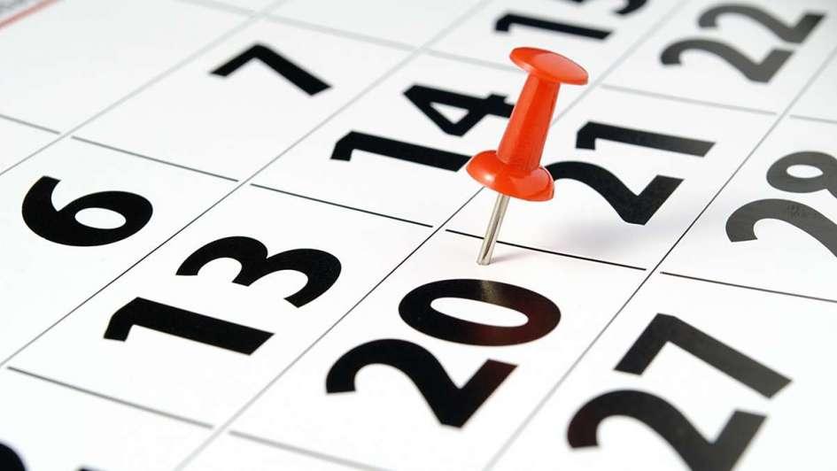 fin de la confusión definieron la fecha del próximo feriado del