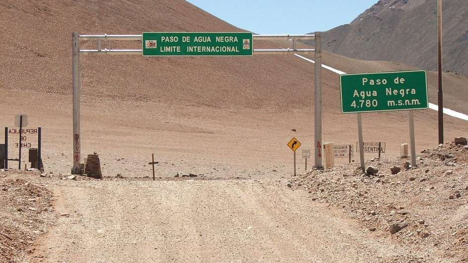Aprueban préstamo para construir túnel entre Chile y Argentina