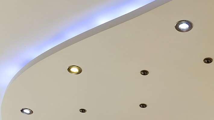 Deco tendencias: focos empotrables para iluminar tu casa