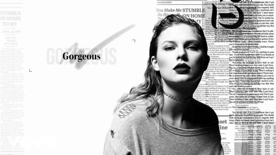 Taylor Swift lanza nuevo single: 'Gorgeous'