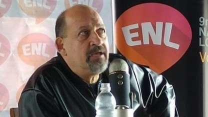 Orestes Lucero, director de Radio Nacional Córdoba