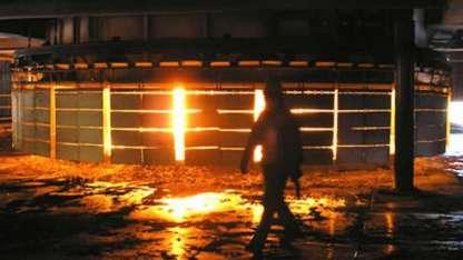 Los hornos volverán a funcionar al máximo de su capacidad.