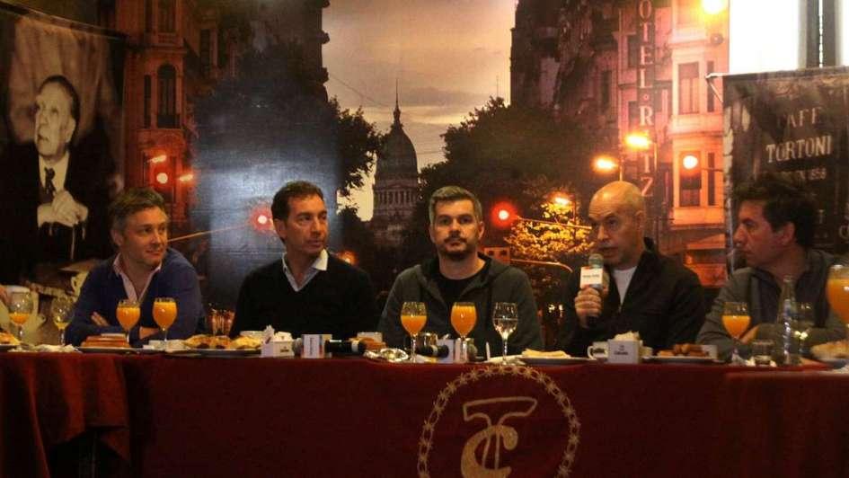 Rodríguez Larreta destacó que el inicio de las elecciones es