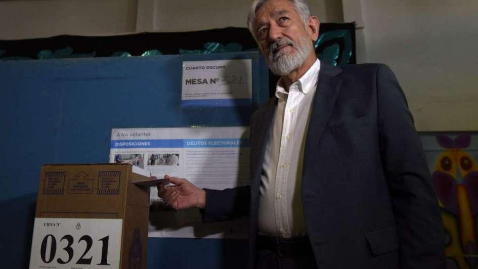 Rodríguez Saá revirtió y celebró en San Luis