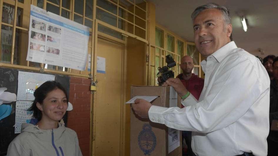 Mendoza: amplio triunfo de Cambiemos respalda gestión de Cornejo