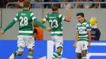 Acuña ya convirtió tres tantos en el equipo portugués.