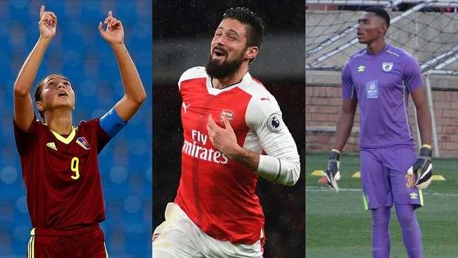 Mirá el mejor gol del año elegido por FIFA