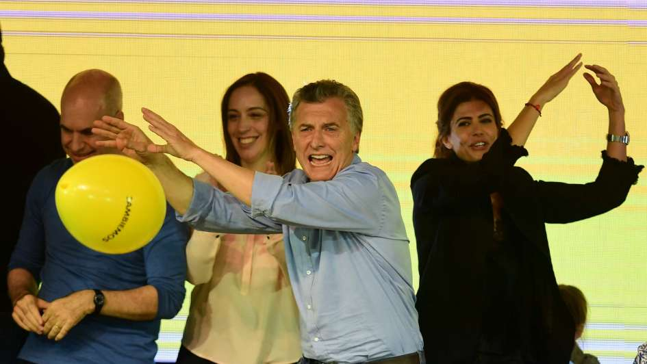 Tras las elecciones Cornejo se reunió con Macri