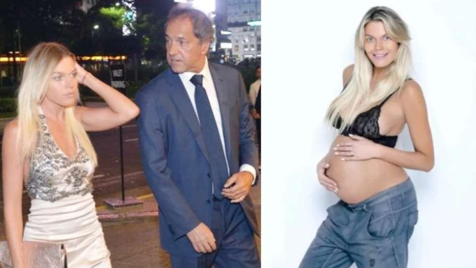 ¡Bienvenida Francesca! Nació la beba de Gisela Berger y Daniel Scioli