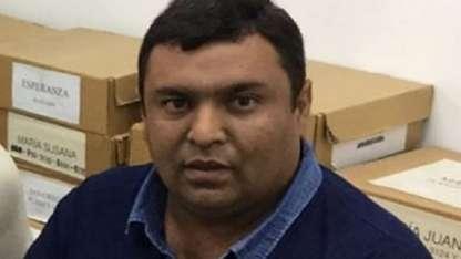 Fernando Vera está acusado de pertenecer a una banda que robaba animales.