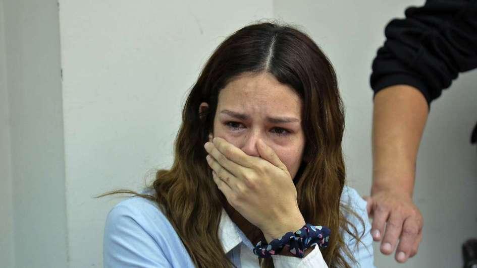 Caso Fortunato: así salieron Julieta Silva y Genaro del boliche la noche de la muerte