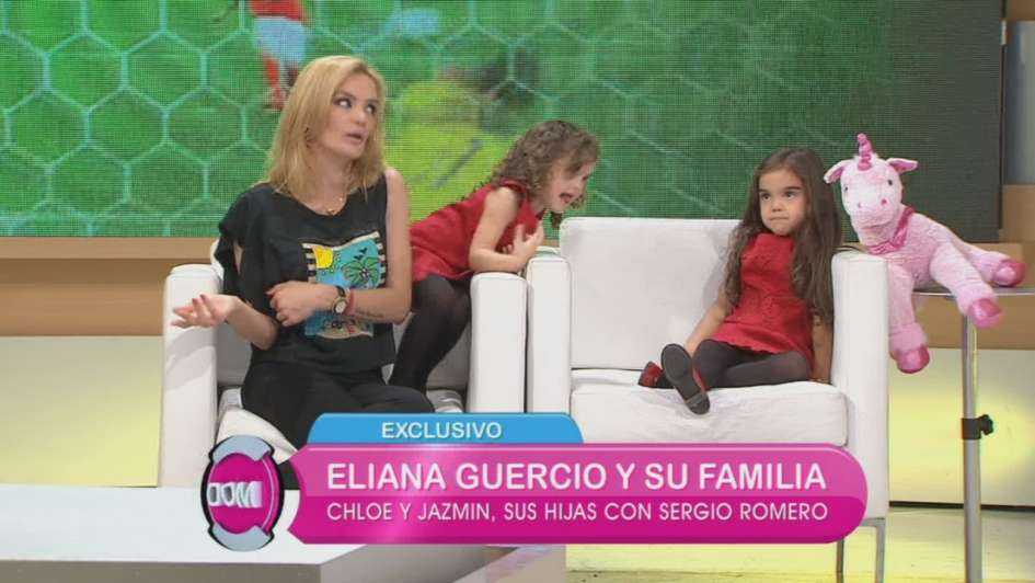 ¿EMBARAZADA? Eliana Guercio y Sergio Romero estarían esperando su tercer hijo