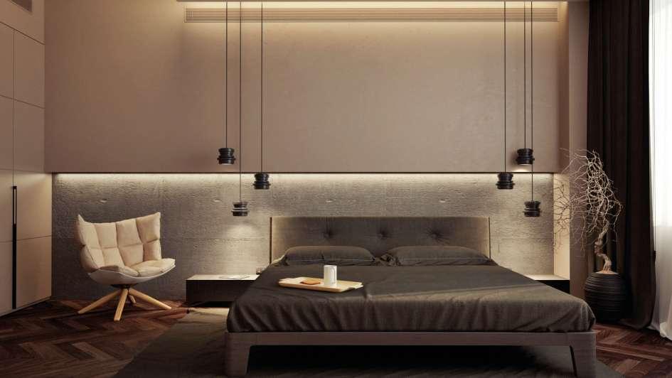 Iluminaci n para dormitorios a media luz - Iluminacion de dormitorios ...