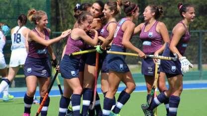 Las chicas empataron con Buenos Aires 3 a 3 y golearon a Chaco 7-1.