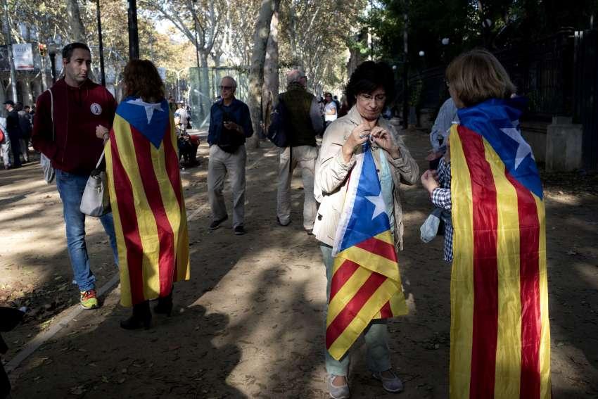 Consejo Europeo rechaza independencia de Cataluña