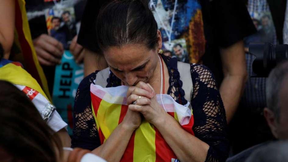 El Parlamento declara a Cataluña