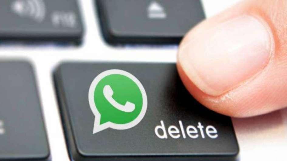 WhatsApp estrena finalmente su tan prometida opción de eliminar mensajes enviados