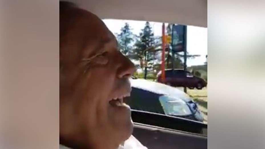 La felicidad de Adolfo Rodríguez Saá por la llegada del viernes