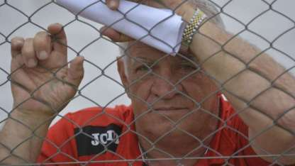 Rafael Giardini llegó a Huracán a mediados del 2013.