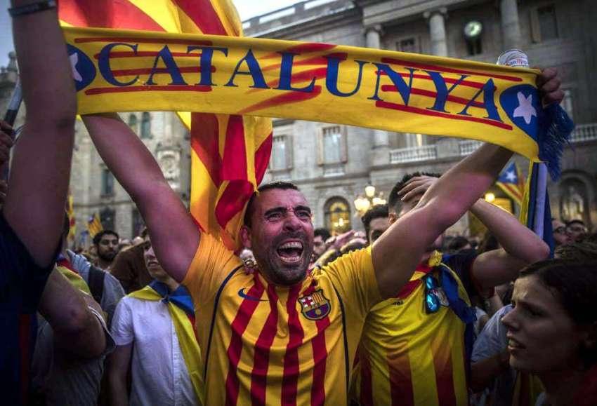Estados Unidos apoya a España para evitar independencia de Cataluña