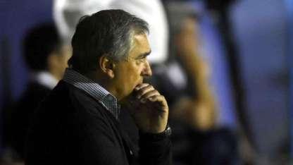 """José """"Pepe"""" Romero quedó en el ojo de la tormenta con la derrota de anoche."""