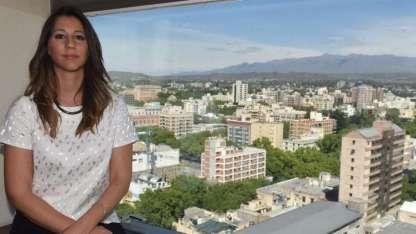 Elena Alonso, presidenta de Nix inversiones / Andrés Larrovere - Los Andes