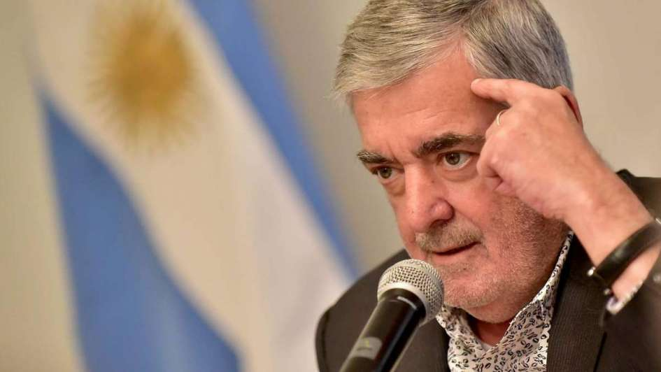 Murió Mario Das Neves, gobernador de Chubut