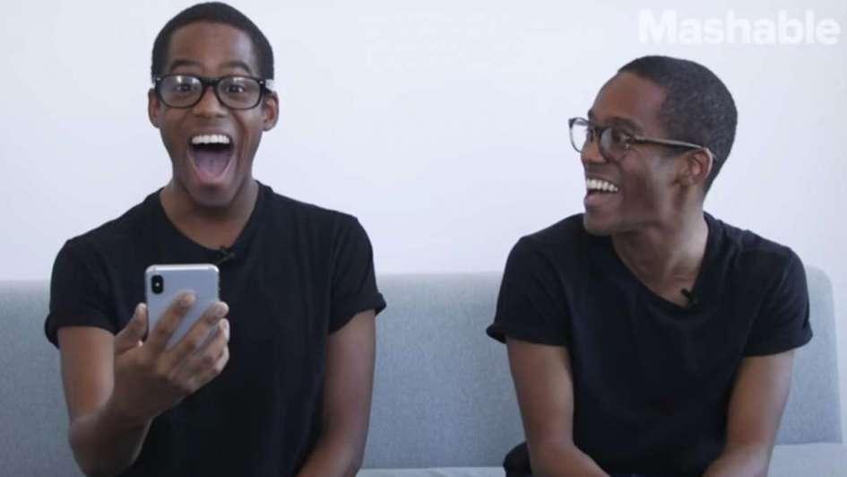¿El nuevo iPhone X puede distinguir a un gemelo de otro? Mirá las pruebas que hicieron