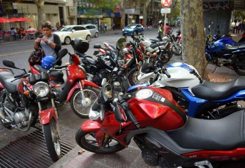 La venta de motos creció 55,6%