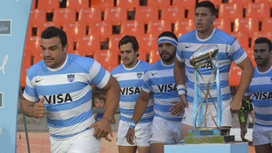 Mundial de Rugby: rivales, días y horarios para Los Pumas