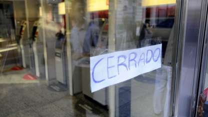 La Bancaria anunció que no habrá bancos el miércoles.
