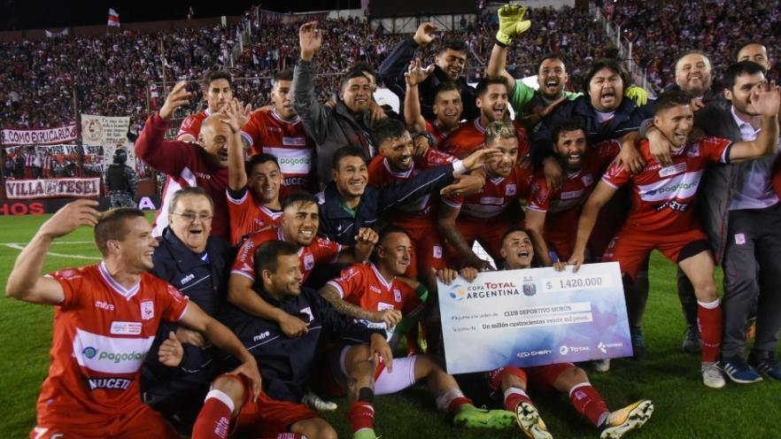 Copa Argentina: Días y sedes confirmados para las semifinales