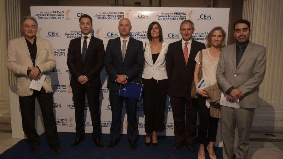 El CEM eligió a los jóvenes destacados de Mendoza