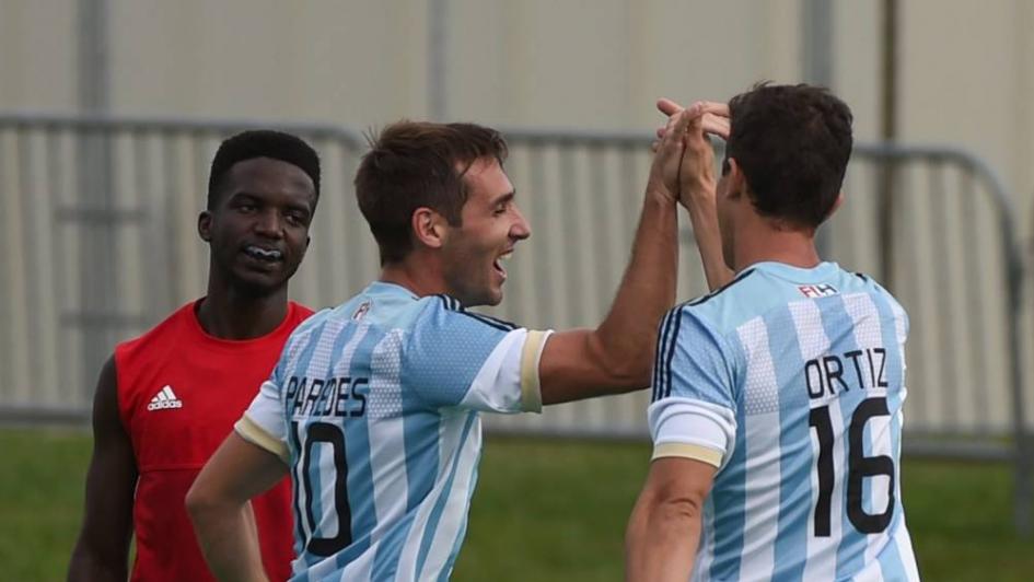 Los Leones juegan hoy la final de la Copa Panamericana ante Canadá