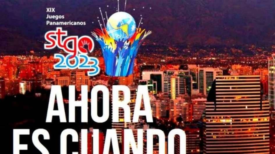 Santiago de Chile fue elegida sede de los Juegos Panamericanos 2023