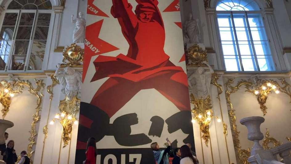 100 años de la Revolución Rusa y la caída de los Romanov