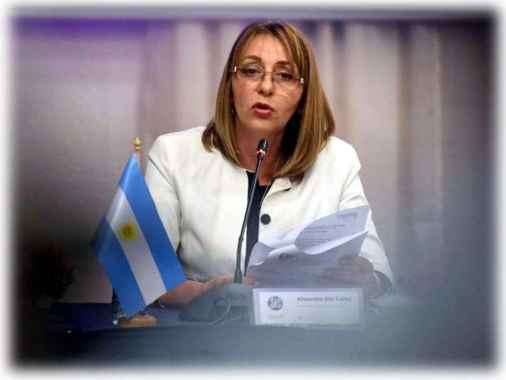 Meta cumplida para el Gobierno: aceptó oficialmente la renuncia de Gils Carbó