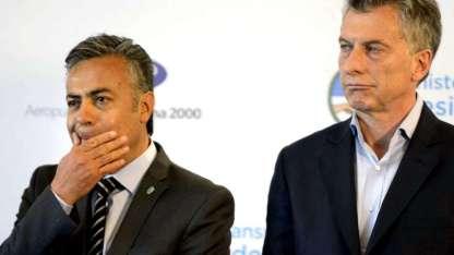 El impuesto al vino hizo chocar a la gestión de Cornejo con la de Macri.