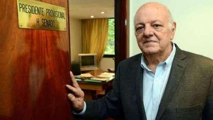 El senador Juan Carlos Jaliff