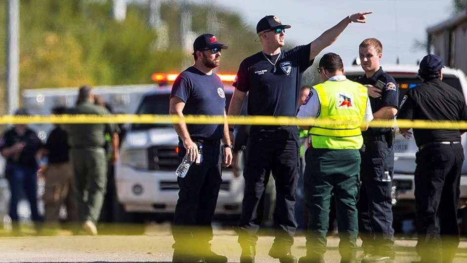 Masacre En Texas Sube A 26 La Cifra De Muertos Tras Un