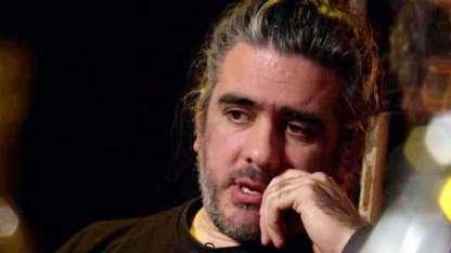 """Andrés Llugany es uno de los cineastas que ganó primer premio. Fue en Animación con """"Los emigrantes""""."""