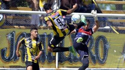 Sin dar por perdida ninguna pelota, al final Jarilleros y Toponeros no se sacaron diferencias.