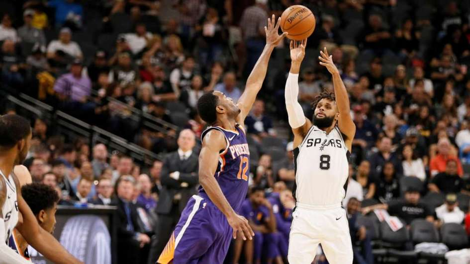 NBA: Los Spurs de Ginóbili superaron como local a Los Angeles Clippers