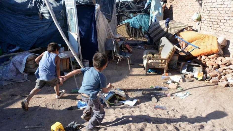Pobreza y medio ambiente