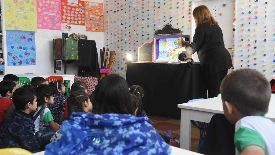 De lectura a clases de teatro, estas son las opciones de la biblioteca municipal de Maipú