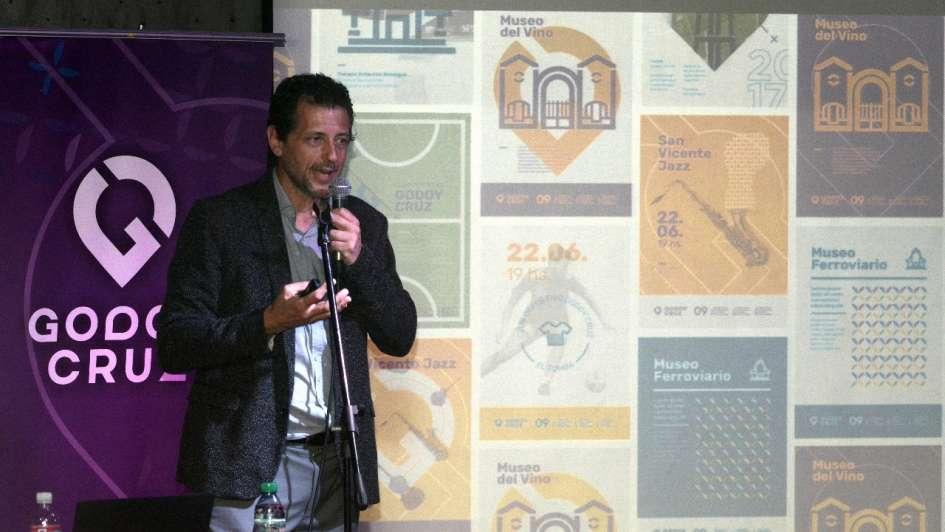 Godoy Cruz tiene nueva marca creada con ideas de los vecinos