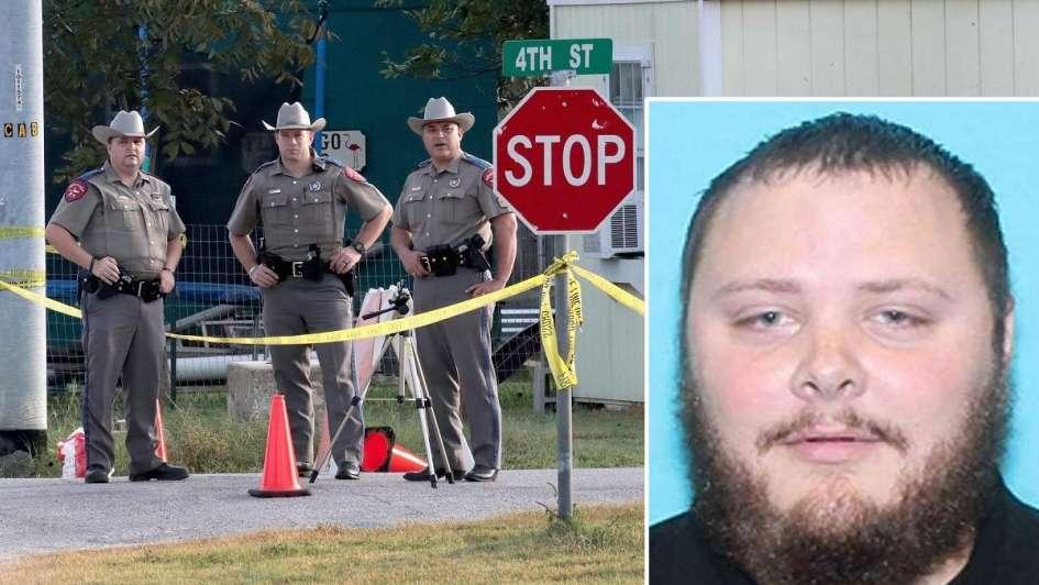 Un error de la Fuerza Aérea le permitió comprar armas al autor de la masacre de Texas