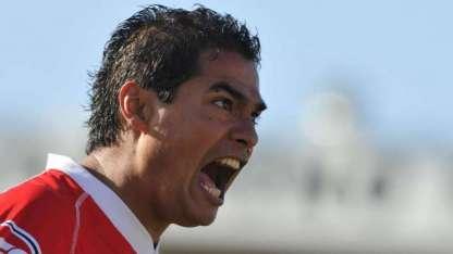 Sebastián Coria volvió a entrenar después de cumplir con la sanción de 10 fechas.