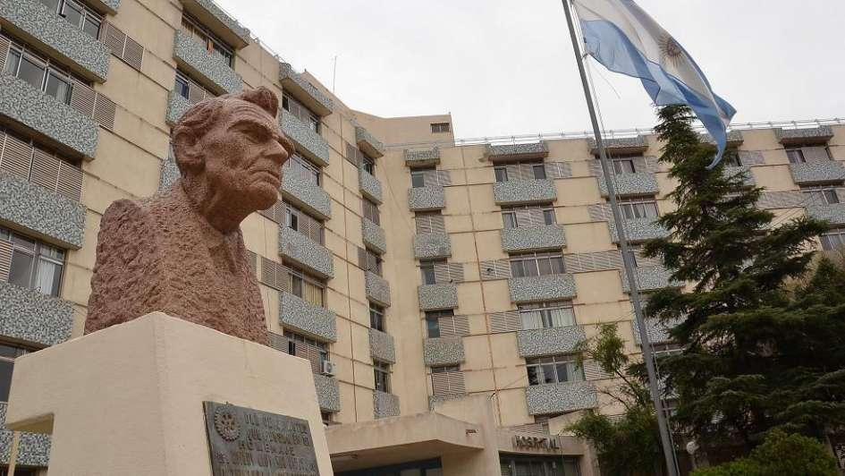 La mujer atacada en San Rafael sigue con pronóstico reservado en el Schestakow